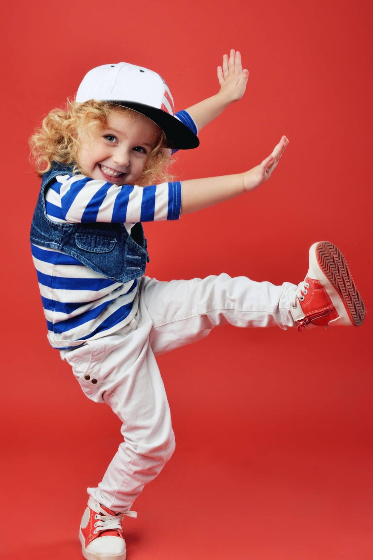 Польза танцев для детей